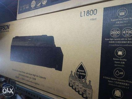 epson a3 | Electronics | Carousell Philippines