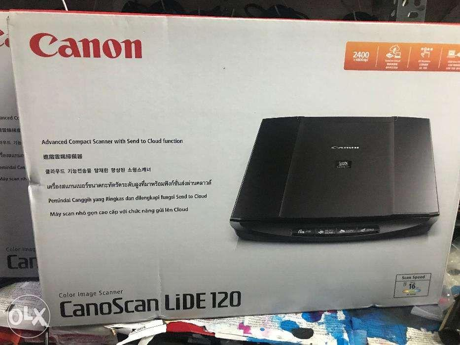 Canon LiDE 300 400 canoscan Flatbed scanner on Carousell