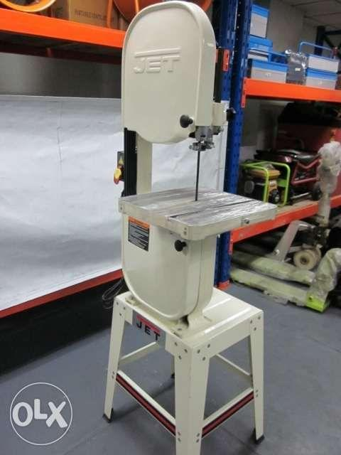 JET Wood Bandsaw Machine on Carousell