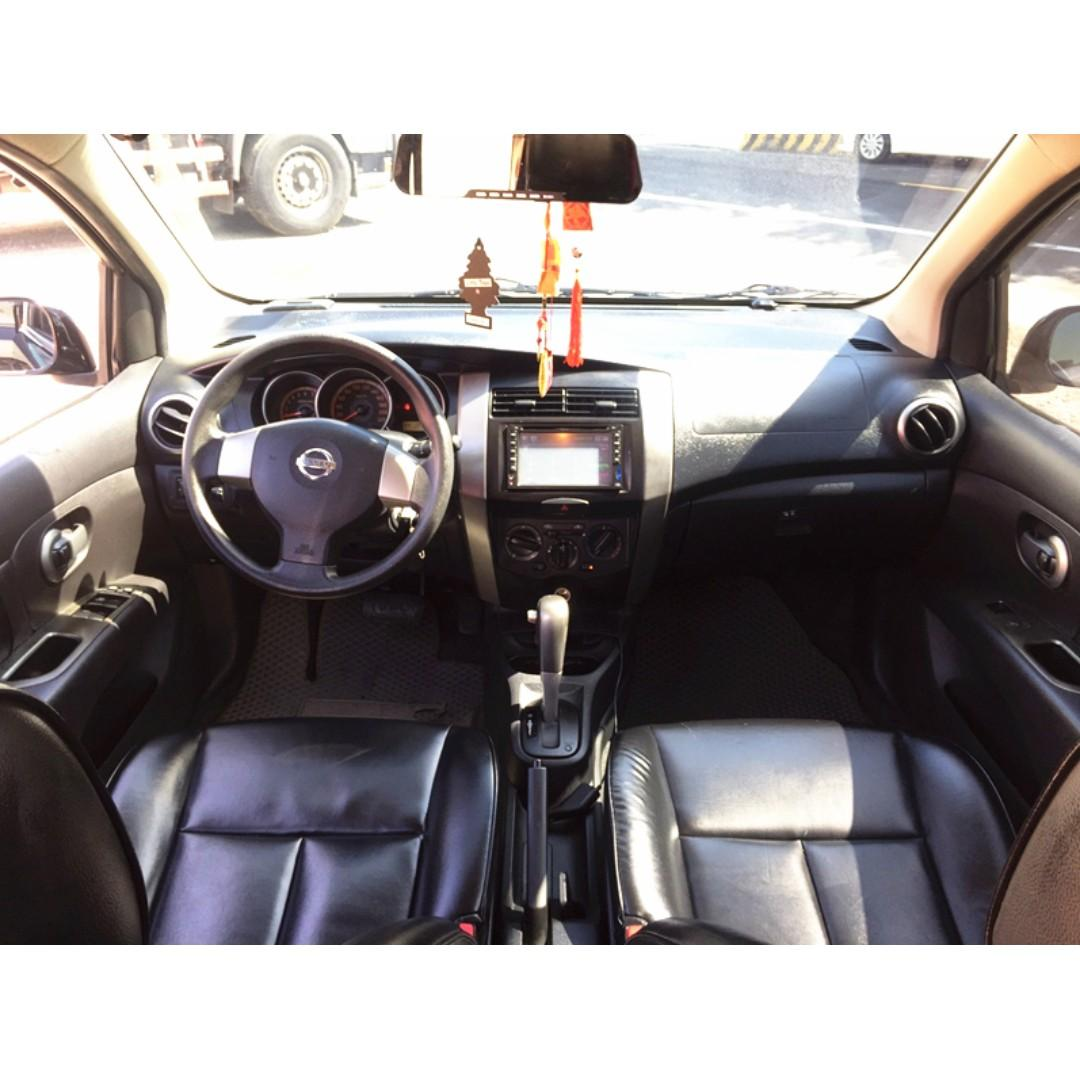 2010 Nissan Livina 1.6 黑 (跑13) 『阿賢精選車坊』賞車專線:0908169110