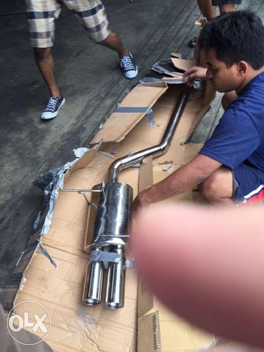 BMW E46 racing exhaust system, Car Parts & Accessories