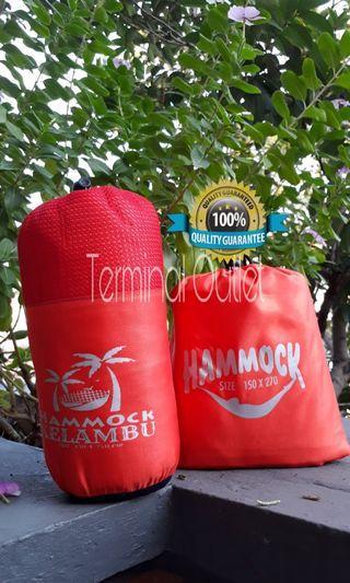 Paket Hammock Tebal + Hammock Kelambu