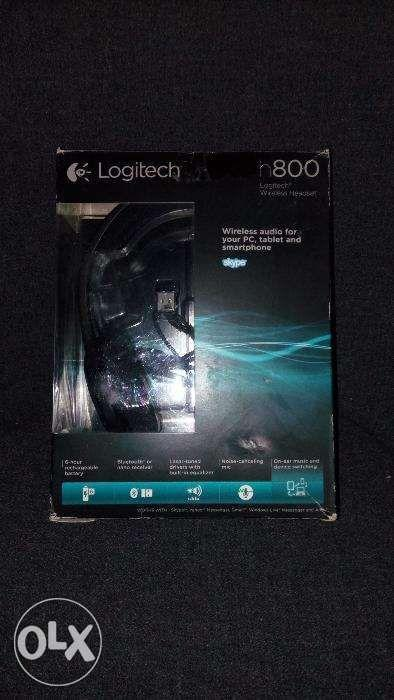 Logitech H800 Bluetooth Foldandgo Wireless Stereo Headset Electronics Audio On Carousell