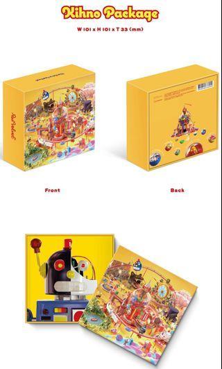 [Preorder] Red Velvet Kihno Album The Reve Festival Day 1