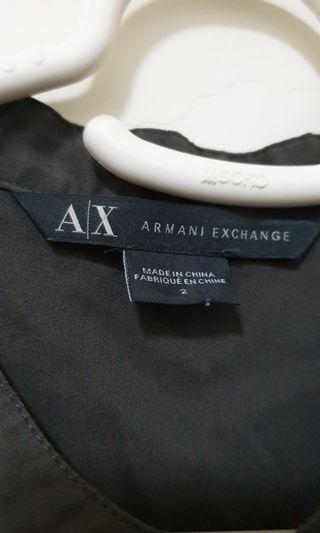 ARMANI EXCHANGE 2號 連身褲