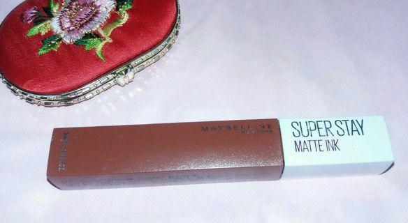 Maybelline Super Stay Matte Ink Shade 70 Amazonian