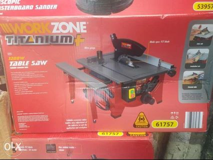table table saw - View all table table saw ads in Carousell