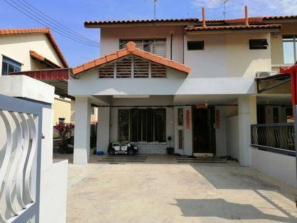 Bandar Dato Onn@Perjiranan 10 2stry House with Extra 10ft Land For Sale