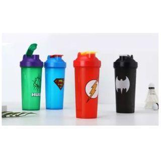 Marvel Avengers Protein Mixing / Shaker Bottles