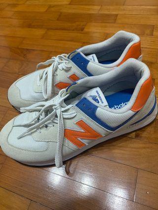 🚚 New Balance Orange
