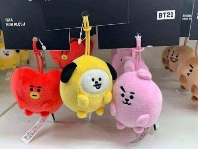 🚚 🍰 WTB | BT21 Cooky round ball plush