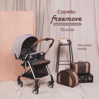 Stroller cocolatte capella freemove
