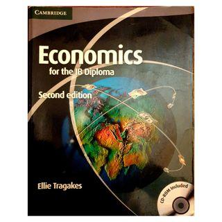 IB diploma Economics (HL and SL) textbook Cambridge