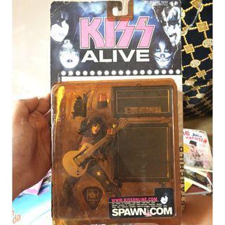 Kiss Todd Mcfarlane Kiss Alive Paul Stanley Starchild Original Moc Mib Action Figure sealed in box