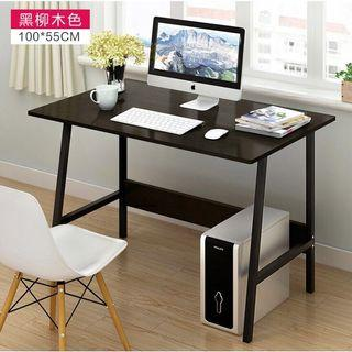 (LB100) Free delivery study table office computer desk