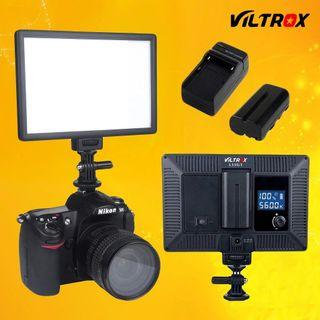 Viltrox L116T LED Video And photo (two dimmable colors )