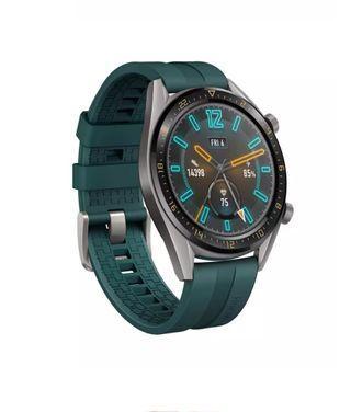 🚚 Brand new seal in box hua wei latest smart watch it platiNium green