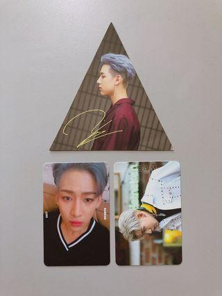 ⭐️ WTS ⭐️ BamBam 2nd Press SET [ 7FOR7 ]