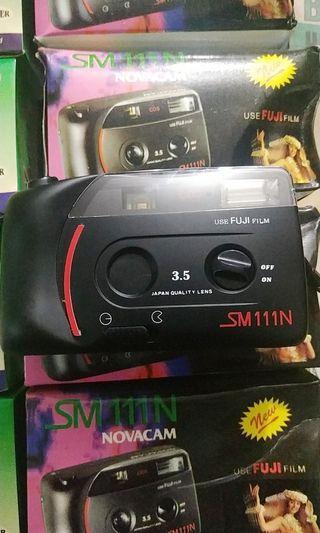 Kamera Analog NOS (New Old Stock) Novacam SM111N