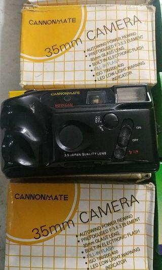 Kamera Analog NOS (New Old Stock) Cannonmate