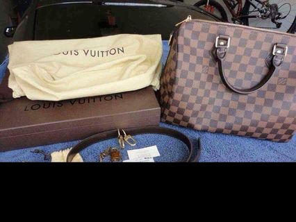 c5fc6937e lv speedy bandouliere | Gardening | Carousell Philippines