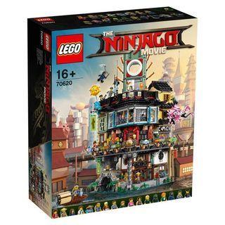 Ninjago Lego 70620 Ninjago City