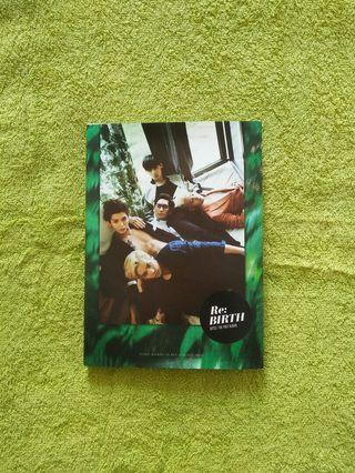 nu'est The 1st album - Re: BIRTH