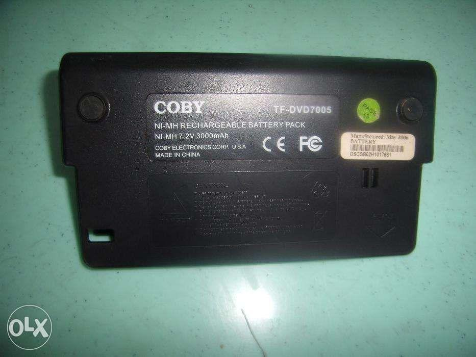 Battery For Coby Portable Dvd Player Babies Amp Kids Toys