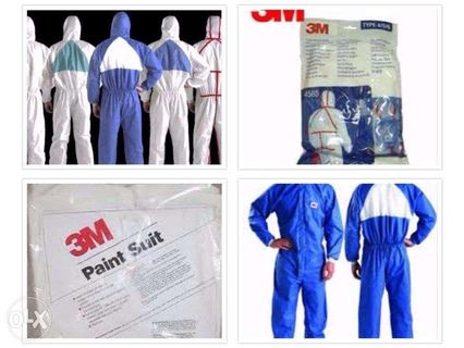 3M Coverall Suit