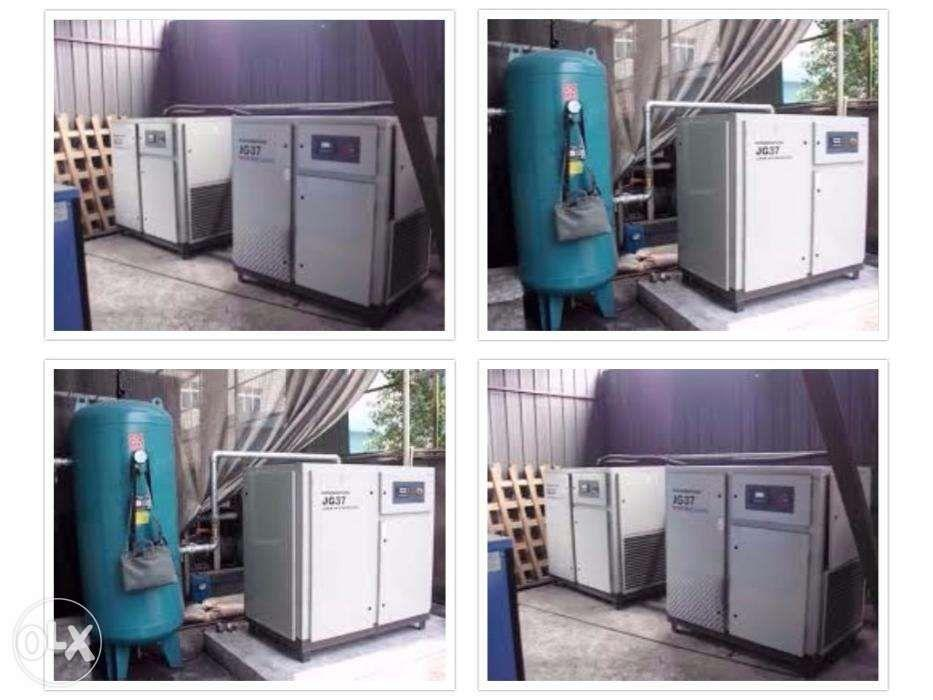 Rotorcomp Screw Compressor on Carousell