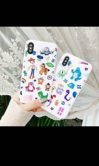 Po Toy Story phone case