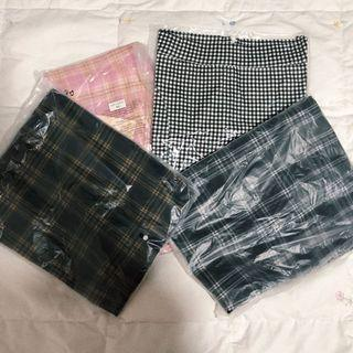 Ulzzang Skirts (check my listings)