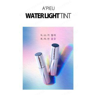 [Apieu][Hot items] Water Light Tint