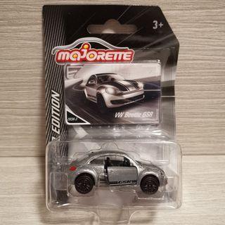 MAJORETTE LIMITED EDITION Volkswagen VW Beetle GSR not tomica hotwheels hot wheels