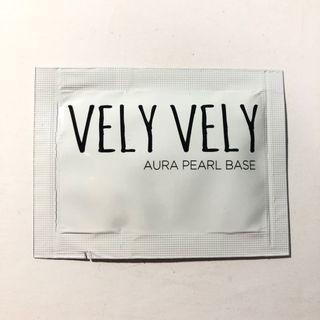 Vely Aura Pearl Base Sample