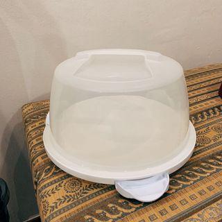 BN Tupperware cake stand holder