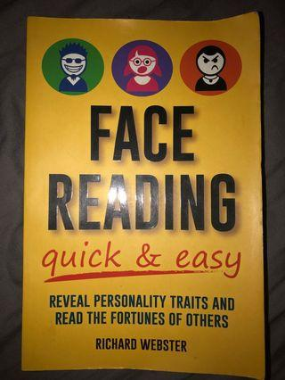 Face Reading by Richard Webster
