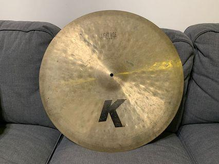 Zildjian K Light Ride 24""