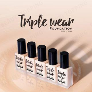 🚚 [Apieu]Triple Wear Foundation 35g (SPF20 PA++)[Hot item]