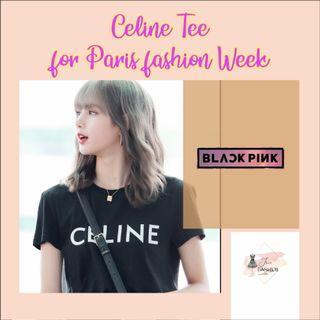 Celine Top - Lisa Blackpink