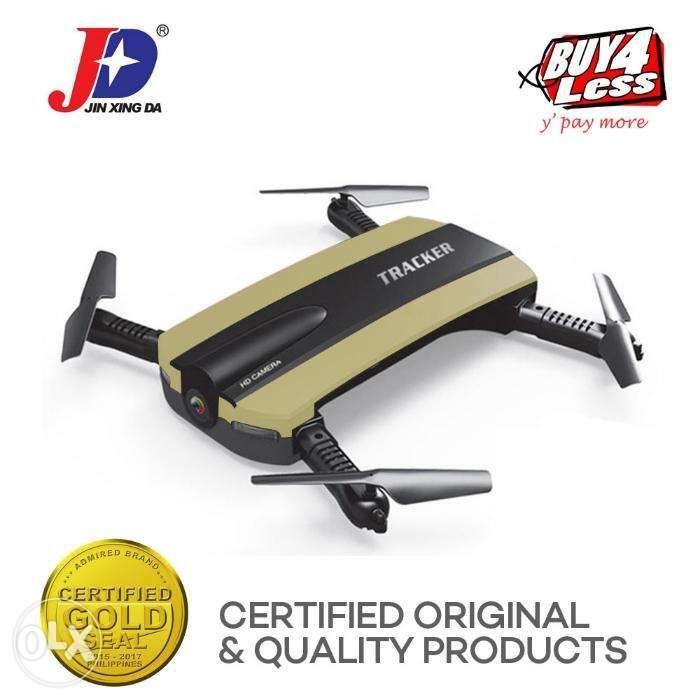 J523GOLD JXD 523 MINI RC SELFIE DRONE Selfie Wifi 720P