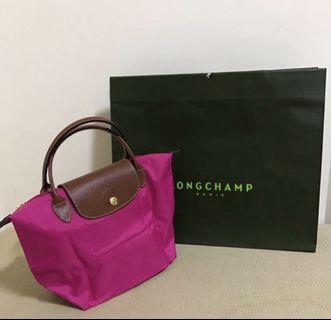 BN Longchamp Bag
