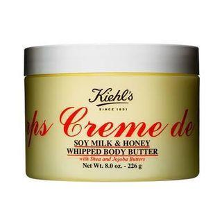 Kiehl's 經典潤膚乳霜 Crème de Corps Soy Milk and Honey Whipped Body Butter