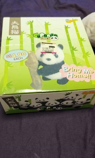 🚚 Sale Panda Figurine set
