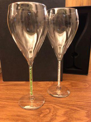 閃石紅酒杯