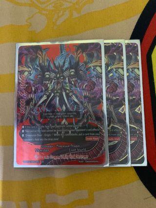 WTS/WTT Vile Demonic Dragon, Vanity Husk Destroyer