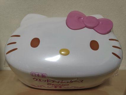 Hello Kitty Wet Wipes Box/Case