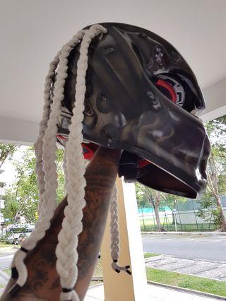 Predator Custom Airbrush Helmet