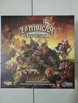 Zombicide Black Plague