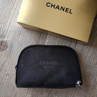 Authentic Chanel Beaute Makeup Pouch